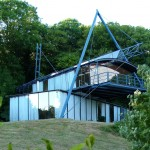 Experimental Solar House and Studio, West Cork