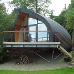 Studio Office Annexe to House On Glengarriff Bay, West Cork