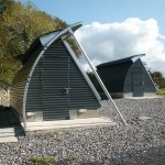 Solar Wood-Drying Stores and Workshop